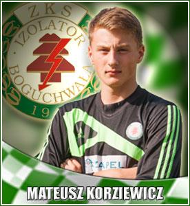 Korziewicz Mateusz