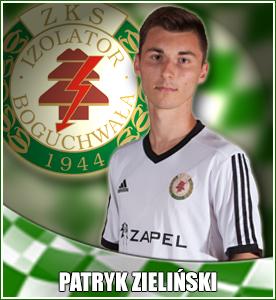 Zieliński Patryk